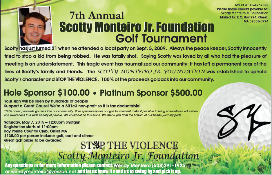 Golf Flyer 2014-1